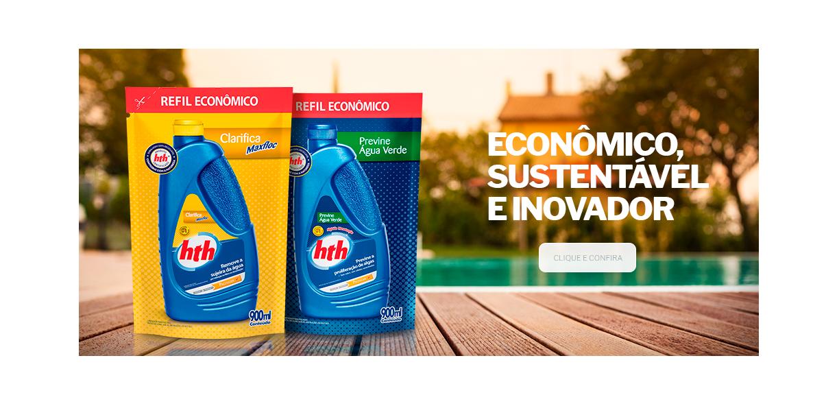 Econômico, Sustentável e Inovador